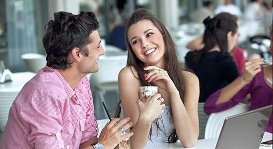 sujet de conversation avec une fille