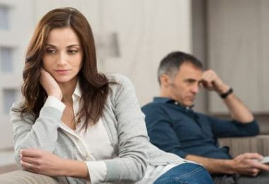 Demander pardon à son ex